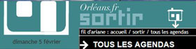 Orléans sortir